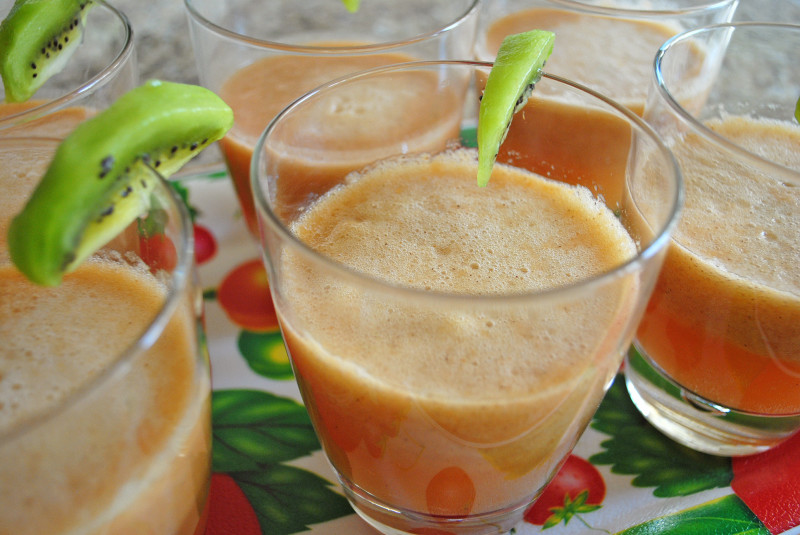 Fresh Fruit Mocktail