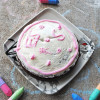 Summer Baking with Kids Chocolate Cake with Vanilla Frosting | Recipe Treasure