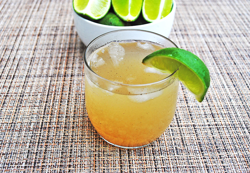... ginger limeade a delicious thirst quencher with fresh ginger limeade