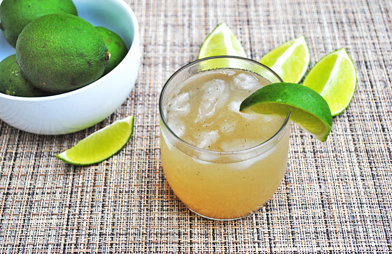 Ginger Limeade Drink – Indian Style - Summer - Recipe Treasure