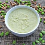 Edamame Hummus | Recipe Treasure