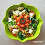 Pasta Salad with Tofu | Recipe Treasure