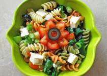 Pasta Salad with Tofu