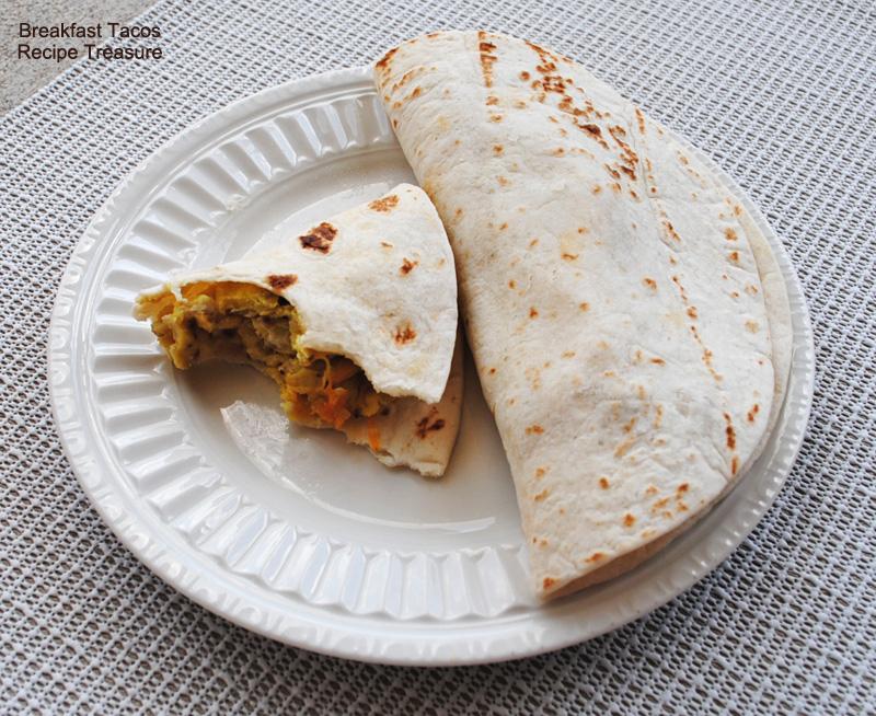 Breakfast Tacos | Recipe Treasure