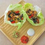 Mexican-Style Lettuce Wrap | Recipe Treasure