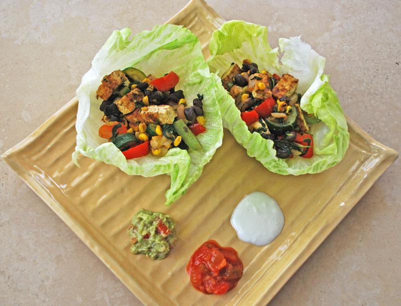 Mexican style lettuce wrap recipe treasure mexican style lettuce wrap recipe treasure forumfinder Gallery