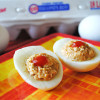 Paneer-Stuffed Hard-Boiled Eggs | Recipe Treasure