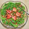 Strawberry Spinach Salad   Recipe Treasure