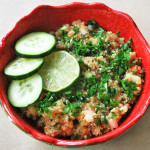 Gluten-Free Tabbouleh | Recipe Treasure | recipetreasure.com