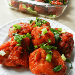 Gobi Cauliflower Manchurian | Recipe Treasure | recipetreasure.com