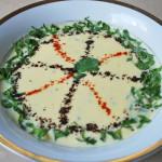 Pumpkin Raita Yogurt   Recipe Treasure   recipetreasure.com