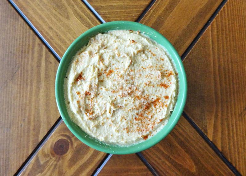 Spicy Pumpkin Hummus   Recipe Treasure   recipetreasure.com