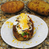 Baked Potato Pile Up | Recipe Treasure