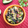 Black Bean and Corn Salad with Avocado | Recipe Treasure