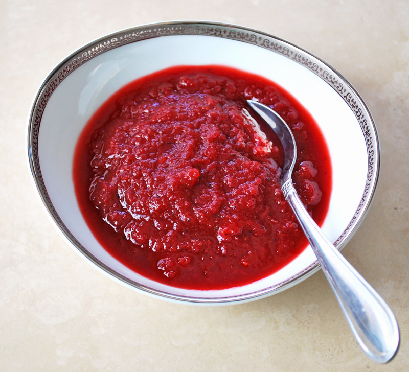 Fruity Beet Root Sauce | Recipe Treasure