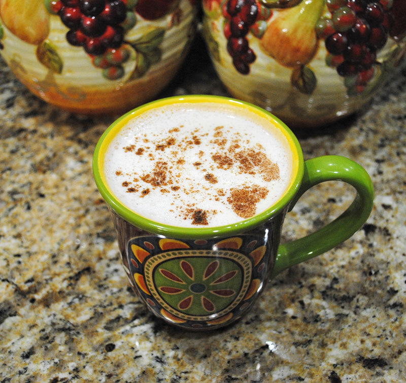 Honey-Cinnamon Steamer | Recipe Treasure