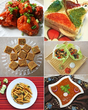 Top 6 Most Popular Recipes of 2013