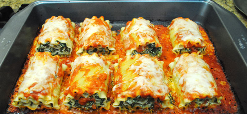 mushroom-spinach-lasagna-roll-ups-baked-recipe-treasure