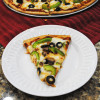 Veggie Flatbread Pizza | Recipe Treasure