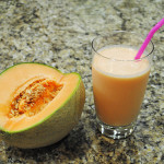 Cantaloupe Yogurt Smoothie 2 | Recipe Treasure