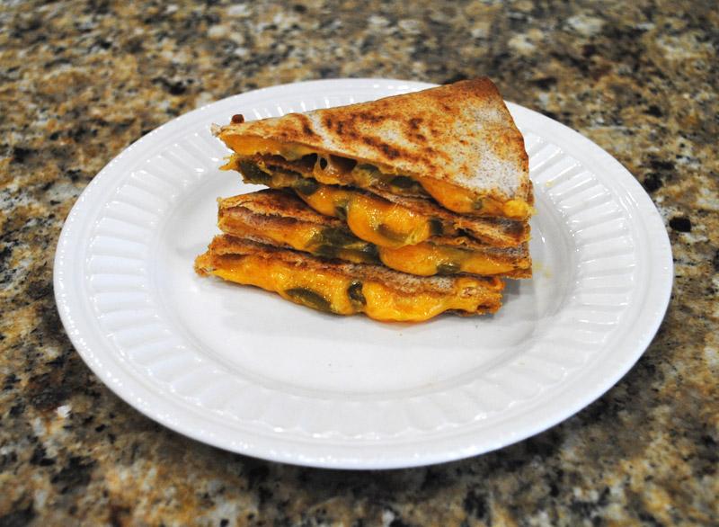 Jalapeno-Cheese Quesadilla | Image 3 | Recipe Treasure