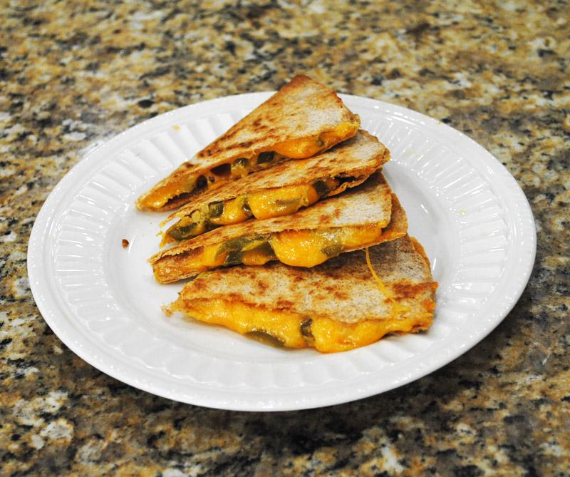 Jalapeno-Cheese Quesadilla | Image 4 | Recipe Treasure