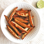 Oven-Baked Potato Wedges - Recipe Treasure