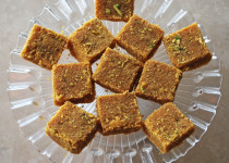 Besan Barfi (Gram Flour Sweet)